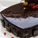 Покрытие Mirror Экстра черный шоколад