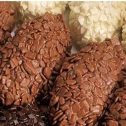 Шоколадный декор SCAGLIETTA черный