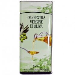 Оливковое масло (ложка) 5л