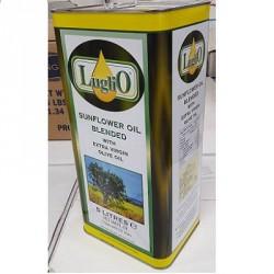 Оливковое масло смешанное  5л