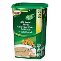 Суп-крем с лисичками 1 кг