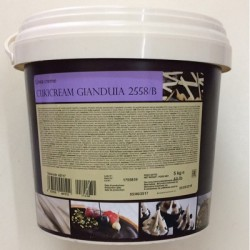 Шоколадно- фундучная паста Cukicream Gianduia IRCA 1кг