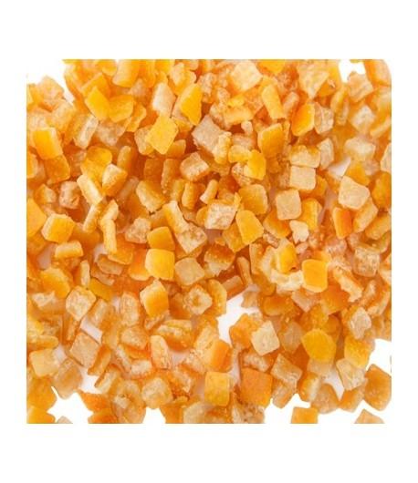 Шкурка цукатная лимонная 500 гр