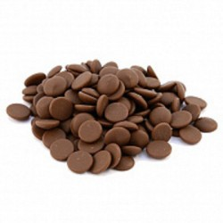 Шоколад молочный Рено Карамель 34 % IRCA