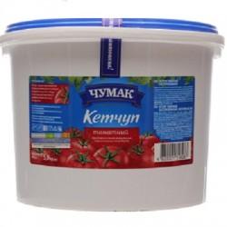 Кетчуп Томатный ТМ Чумак 5кг