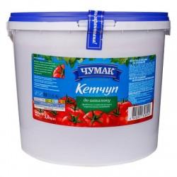 Кетчуп до шашлику ТМ Чумак 5кг