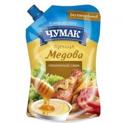 Горчица Медовая ТМ Чумак 120г