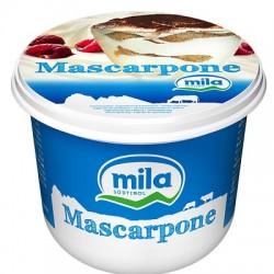Сыр маскарпоне MILA 42% 500 гр