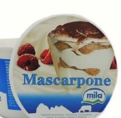 Сыр маскарпоне MILA 42% 250 гр