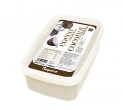 Замороженное пюре плодов кокоса