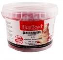 Сахарная мастика Blue Bead красная 1 кг