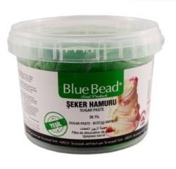 Сахарная мастика Blue Bead зеленая