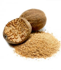 Мускатный орех молотый (банка)