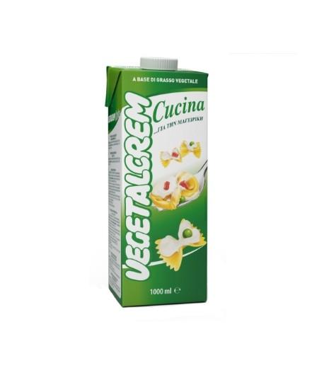 Cливки растительніе Vegetalcrem Cucina 23%