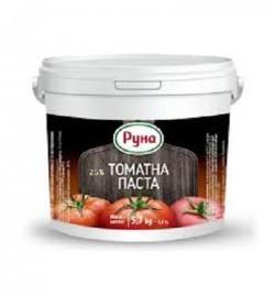 Томатная паста 25% ТМ Руна