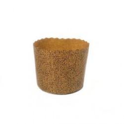 Пасхальная форма коричневая 70*85 10 штук